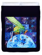 The Meek Shall Inherit The Parallel Universes Duvet Cover