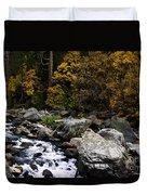 The Merced River Duvet Cover