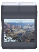 The Mighty Colorado River Duvet Cover