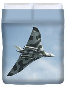 The Mighty Vulcan  Duvet Cover