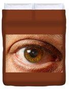 The Minds Eye Duvet Cover