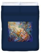 The Miracle Of Love Duvet Cover