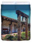 The Mission Bell Duvet Cover