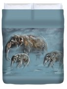 The Mist Duvet Cover