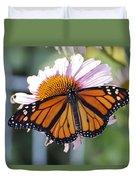 The Monarch Landed Duvet Cover