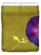 The Morning Glory Duvet Cover by Darren Fisher