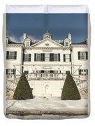 The Mount Edith Warton Estate Lenox Ma Duvet Cover