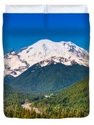 The Mountain And The Valley Duvet Cover