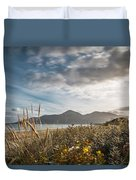 The Mourne Mountains  Duvet Cover