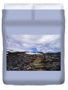 The Muir Trail Duvet Cover