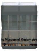 The Museum Of Modern Art Duvet Cover