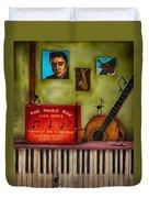 The Music Box Edit 3 Duvet Cover