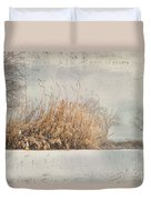 The Music Of Nature Duvet Cover