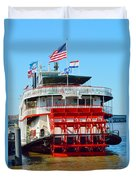 The Natchez 1 Duvet Cover