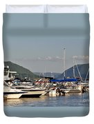 The Newburgh Water Front 2 Duvet Cover