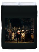 The Night Watch Duvet Cover