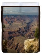 The Nooks And Cranies Of The Grand Canyon Duvet Cover