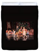 The Nutcracker Duvet Cover