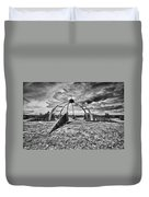 The Observatory Monochrome Duvet Cover