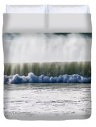 The Oceans Energy Duvet Cover