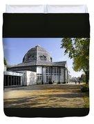The Octagon - Buxton Pavilion Gardens Duvet Cover