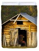 The Old Barn Duvet Cover