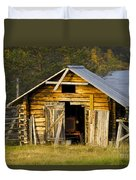 The Old Barn Duvet Cover by Heiko Koehrer-Wagner