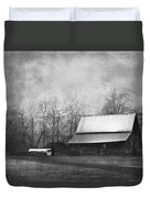 The Old Barn Duvet Cover