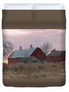 The Old Barns Duvet Cover