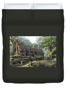 The Old Cottage Duvet Cover