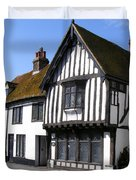 The Old Court Hall Hastings Duvet Cover