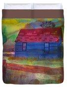The Old Farmhouse Duvet Cover