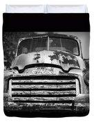 The Old Gmc Truck Duvet Cover