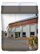 The Old Grand Marnier Distillery Duvet Cover