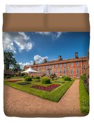 The Old Hall  Duvet Cover by Adrian Evans