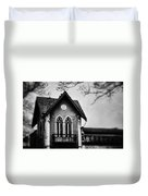 The Old House Duvet Cover by Marco Oliveira