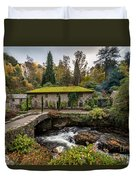The Old Mill Duvet Cover by Adrian Evans