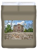 The Old Sone Barn At The Highlands Duvet Cover
