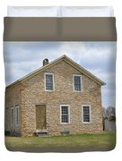 The Old Stone House Duvet Cover