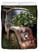 The Old Truck Duvet Cover