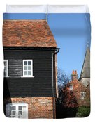 The Old Water Mill Bosham Duvet Cover