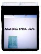 The Opera House Duvet Cover