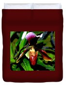 The Orchid Room Duvet Cover