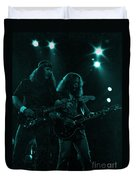 The Outlaws - Hughie Thomasson And Billy Jones-1st Release Special Price Duvet Cover