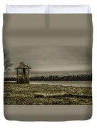 The Outpost Duvet Cover