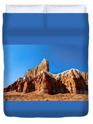 The Outpost Rock Duvet Cover