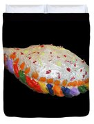 The Painted Calzone Duvet Cover