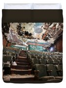 The Paramount Theater Duvet Cover