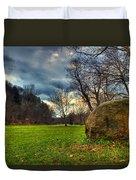 The Park Duvet Cover
