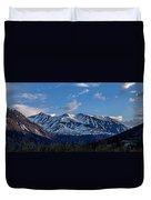 The Pass Duvet Cover